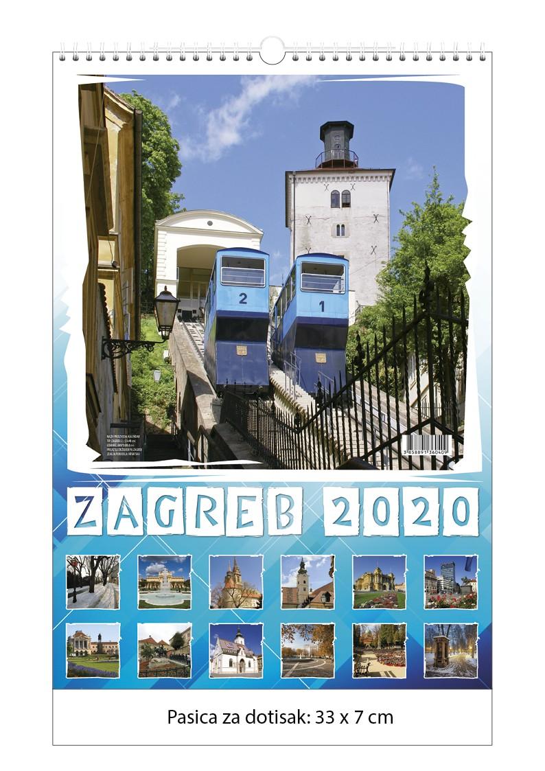 123 Kalendar L Zagreb Image