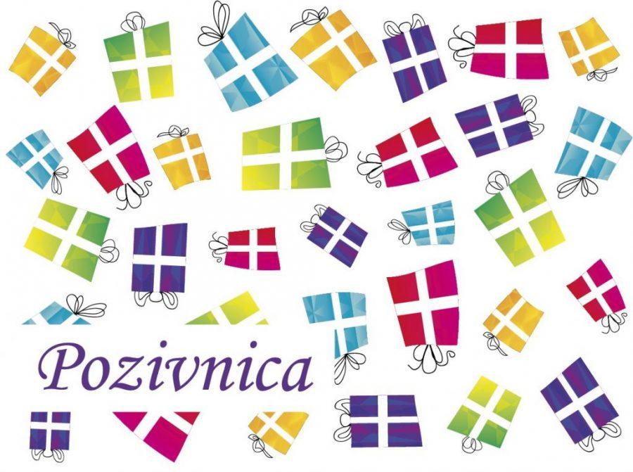 192-026 Pozivnica kuverta Image
