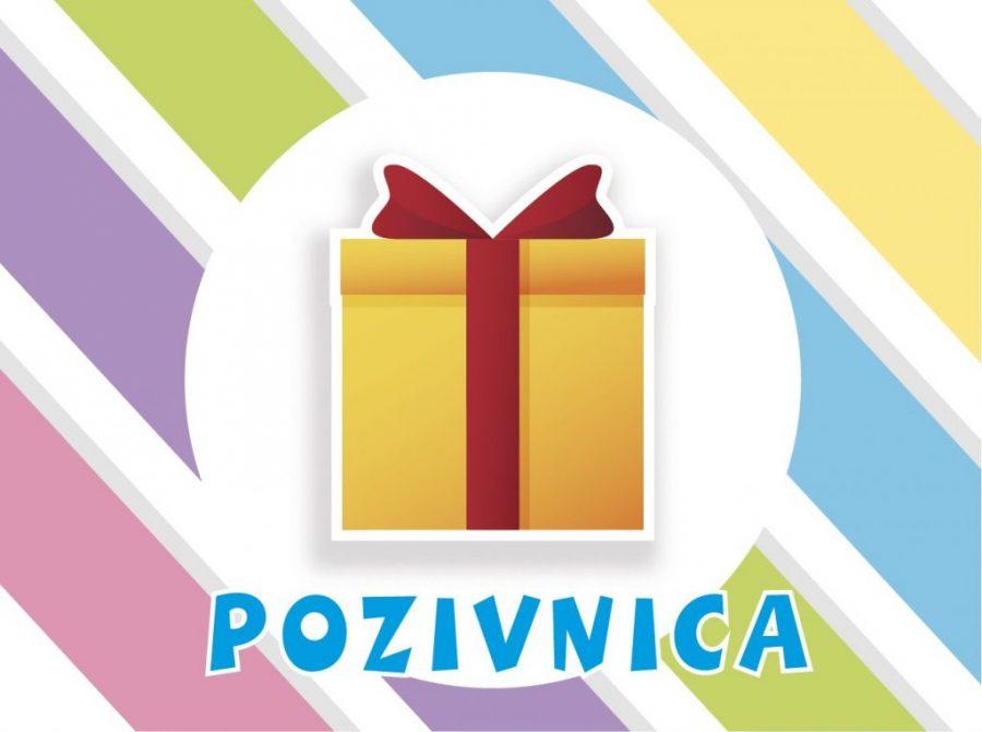 192-029 Pozivnica kuverta Image