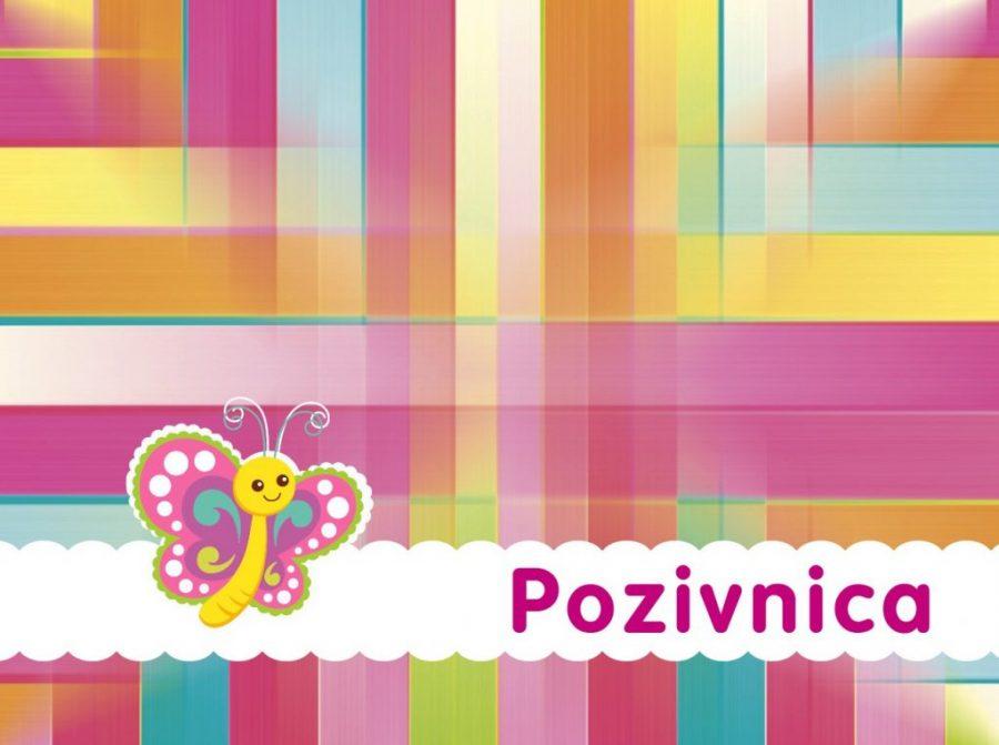 192-032 Pozivnica kuverta Image
