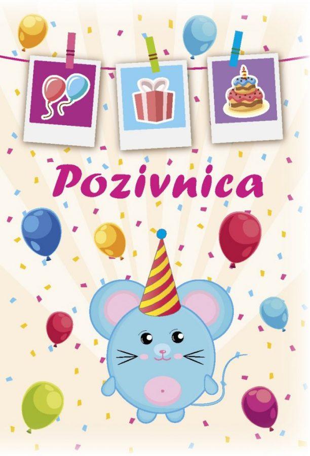 010-092 Pozivnica preklopna Image