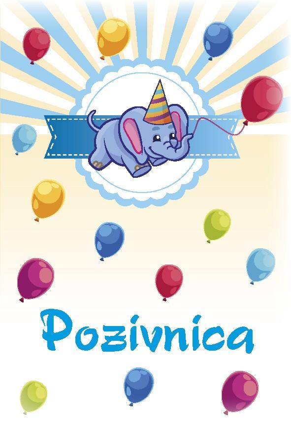 010-093 Pozivnica preklopna Image