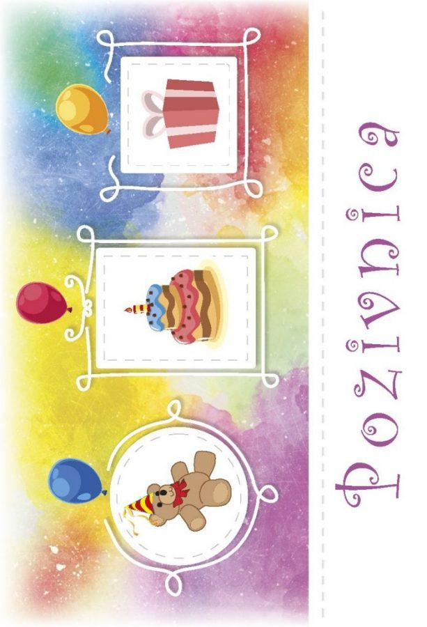 010-095 Pozivnica preklopna Image