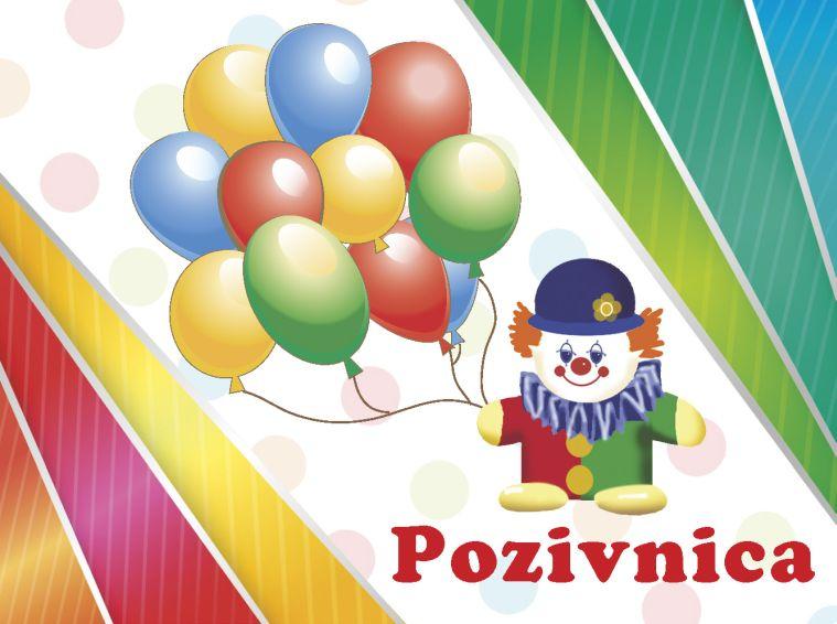 192-038 Pozivnica kuverta Image