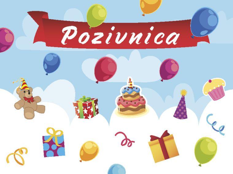 192-045 Pozivnica kuverta Image