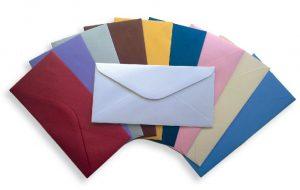 JANPROM kuverte amerikanke